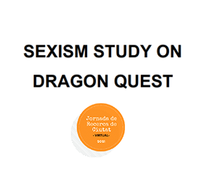 TR: Sexism Study On Dragon Quest
